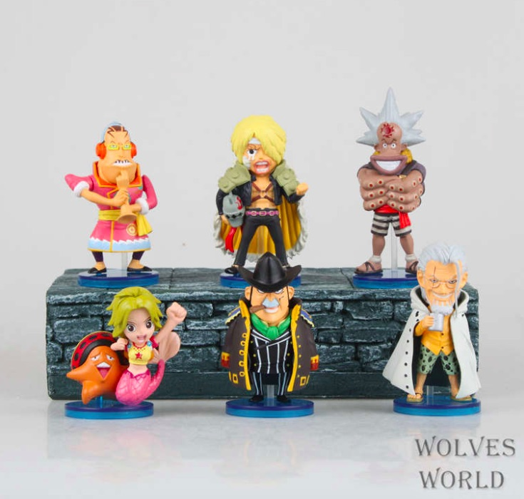 Anime-Free-Shipping-One-Piece-Mini-Action-Figure-The-Straw-Hats-Sanji-Figure-Reilly-small-eight
