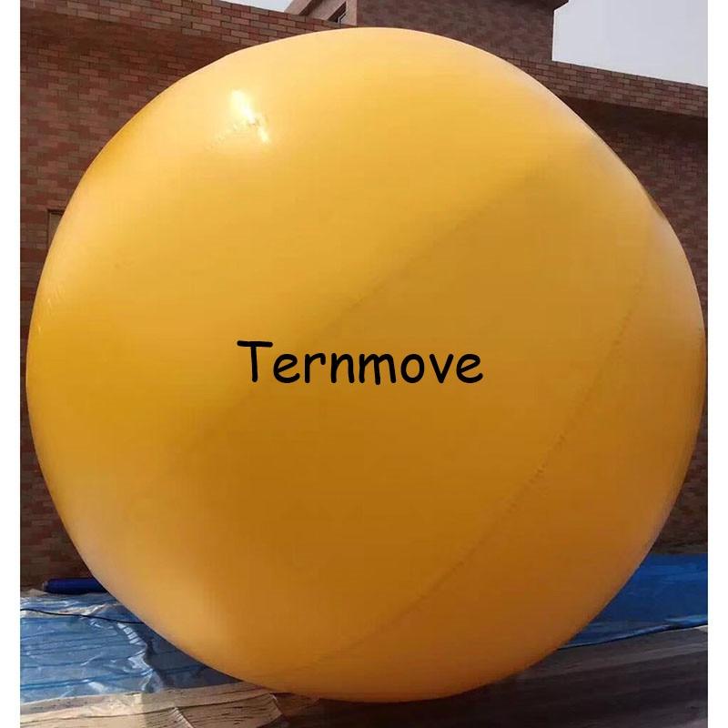 0.6mm pvc tarpaulin 2m adults inflatable sport ball, inflatable lifting ball, giant inflatable balloon0.6mm pvc tarpaulin 2m adults inflatable sport ball, inflatable lifting ball, giant inflatable balloon