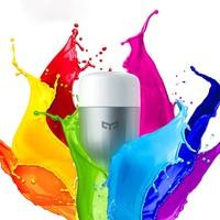 Youpin Yeelight-bombilla LED inteligente de Color, regulable, con cambio de Color RGB, E27, 9W, 600 lúmenes, teléfono inteligente con Control remoto WiFi