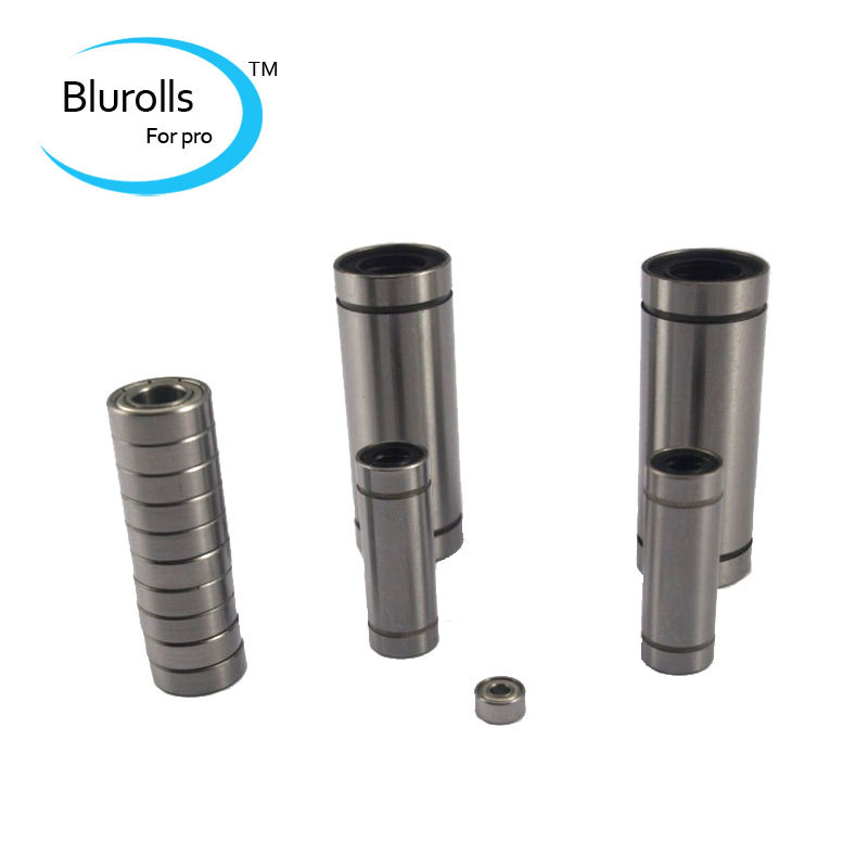 ФОТО 3d printer accessory parts ultimaker linear/ball bearing kit LM12/6LUU 688-2RS 693ZZ top quality free shipping