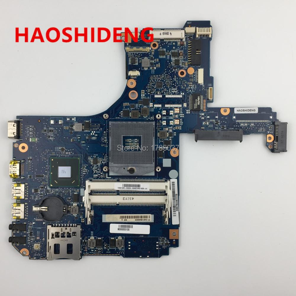 H000053130 for Toshiba Satellite S50 S55 S50-A S55-A series motherboard,All functions 100% fully Tested !! v000138700 motherboard for toshiba satellite l300 l305 6050a2264901 tested good