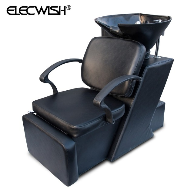 Hair Salon Styling Units: Gen 3 Backwash Barber Chair Adjustable Shampoo Bowl Sink