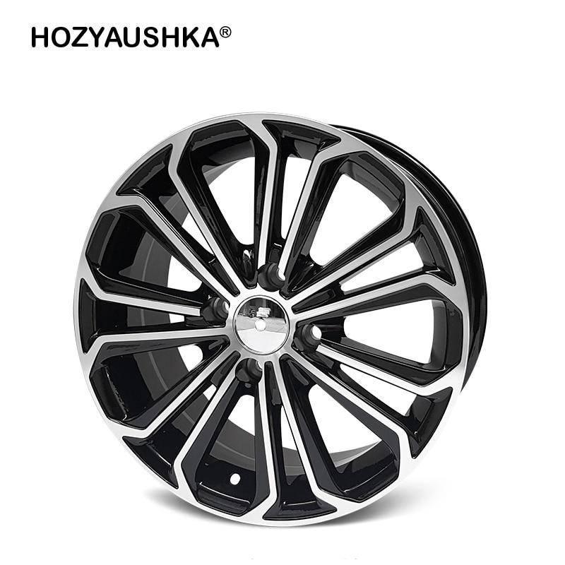 1 pièces prix roue en alliage d'aluminium Applicable roue de voiture modifiée de 15 pouces adapté à certaines modifications de voiture livraison gratuite