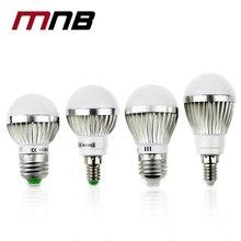 LED lamp E27 E14  IC 5W 10W 15W 20W 220V LED Lights Led Bulb bulb light lighting high brighness Silver metal