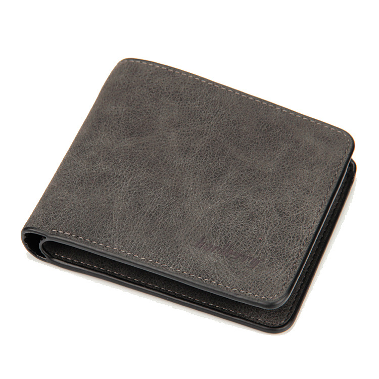 Baellerry 17 men wallets mens wallet small money purses Wallets New Design Dollar Price Male Wallet Purse with zipper Coin Bag 7