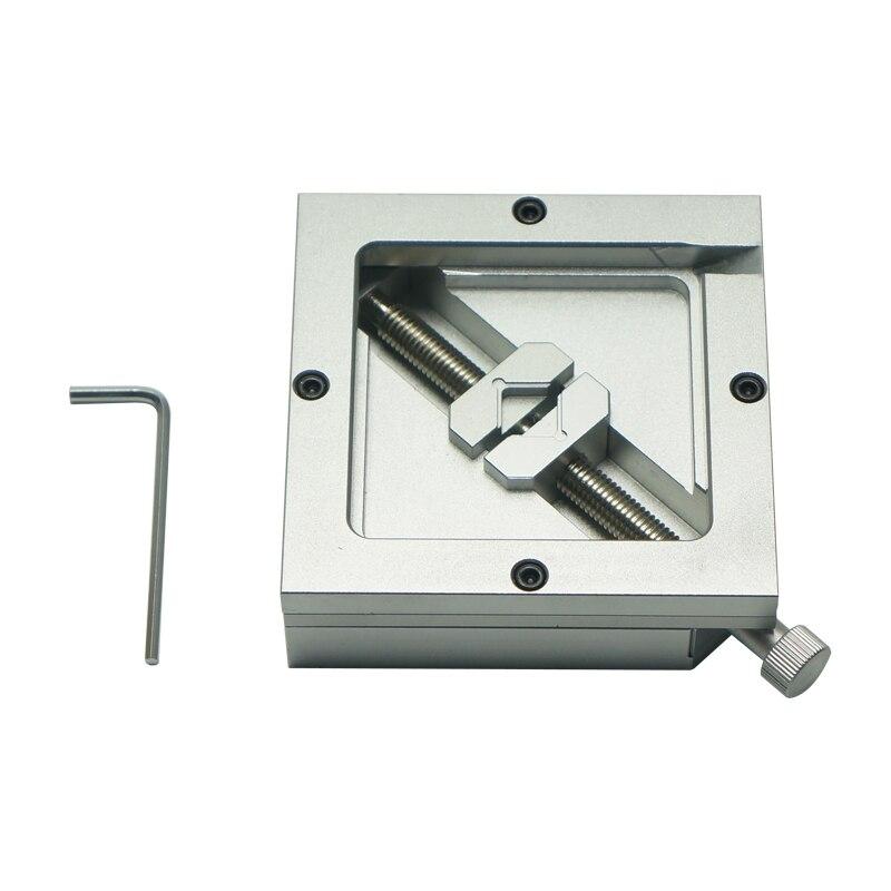 2018 90*90mm universal bga reballing station 80*80mm stencil holder best bga parts
