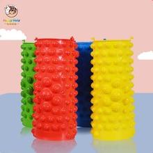 Happymaty Finger Plate Foot Massage Pad Children Kindergarten Indoor and Outdoor Sensory Integration Fitness Toy Sports