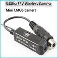 Fpv boscam CM205 5.8G boscam mini câmera CMOS sem fio controle remoto helicóptero aeronaves FPV QAV250 ZMR250 QAV280