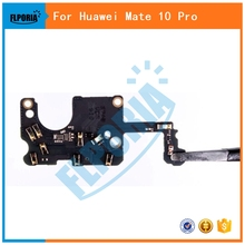 FLPORIA For Huawei Mate 10 Pro microphone For Huawei Mate 10 Pro microphone FlexCable Replacement Parts