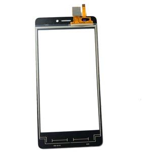 Image 2 - คุณภาพสูงสำหรับ BQ BQS 5005L BQ5005L BQ 5005L Intense BQ 5005L Touch Screen Digitizer สีดำสีเทป