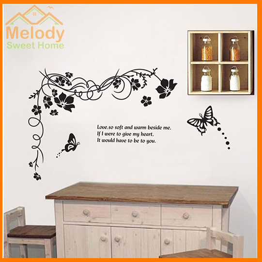 D Butterfly Wall Decor Super Big Wall Stickers Flowers For Kids - Butterfly wall decals 3daliexpresscombuy d butterfly wall decor wall sticker