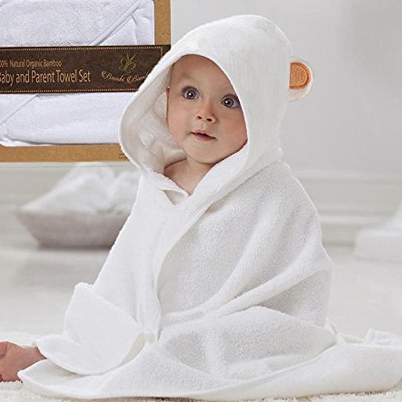 Bamboo Fibre Baby Towels 1