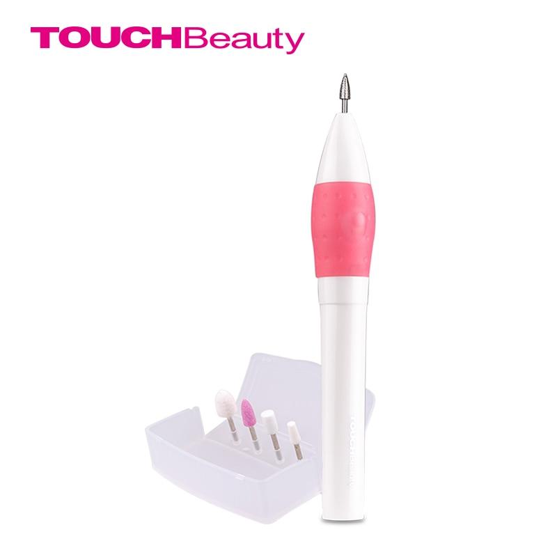 TOUCHBeauty mini nail file nail salon equipment portable nail drill manicure set TB 0610