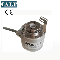 Hot sales CALT 60mm absolute encoder single ture 4096 resolution 10mm blind hollow encoder measuring angle and speed CAS60