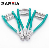 1 pc ZARSIA Mini Pliers Badminton Tennis Racket Stringing Machine Starting Clamps Stringing Tools Grip Stringing Parts(Blue)