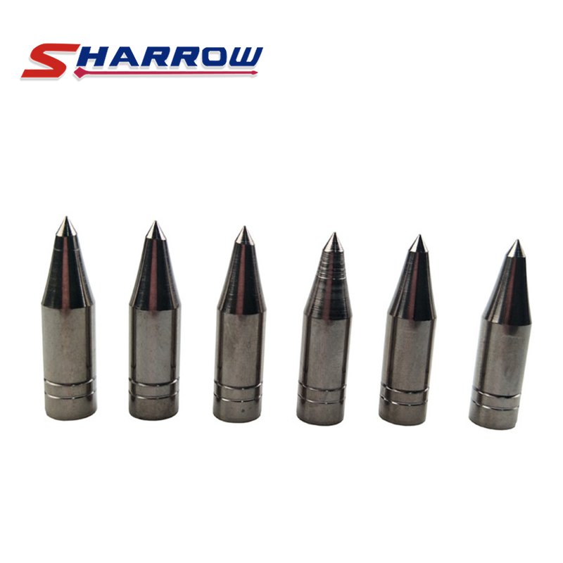 Sharrow 30 Pieces Archery Broadhead in Hunting Bow & Arrow Point for Shooting Accessory