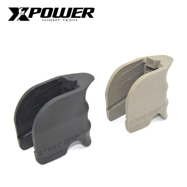 XPOWER AFG/RVG Grip Nylon Paintball Airsoft Accessories Outdoor Sports Air Guns Pistol Hunting Accessories