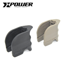 Xpower afg/rvg grip náilon paintball airsoft acessórios ao ar livre esportes armas de ar pistola caça acessórios