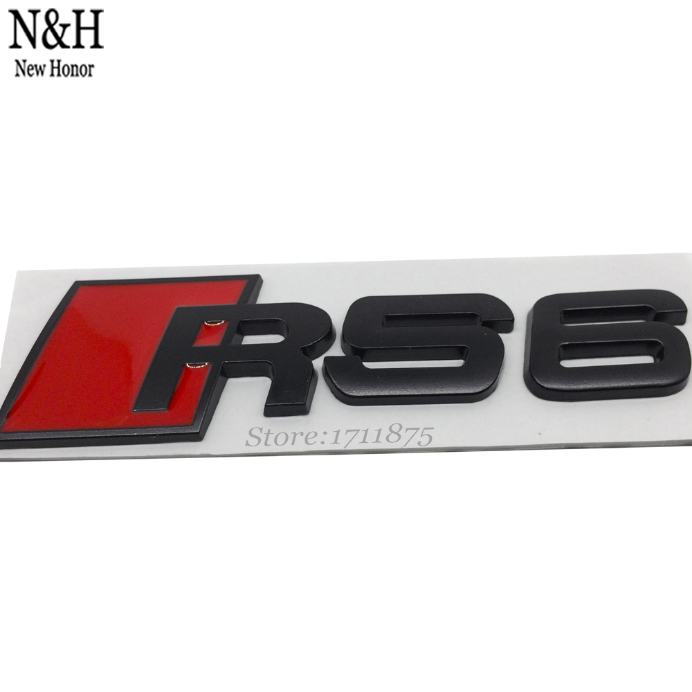 Popular Audi Rs6 Emblem-Buy Cheap Audi Rs6 Emblem Lots
