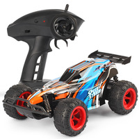 Electric Car Rc 1 22 Four Wheel Independent Suspension Children Off Road Remote Control Car Controlled
