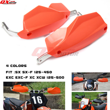 New Aluminum Alloy Hand Guards Motocross Dirtbike Handguards Protector For Kayo T4 T6 k6 BSE 250 250cc Dirt bike motocross