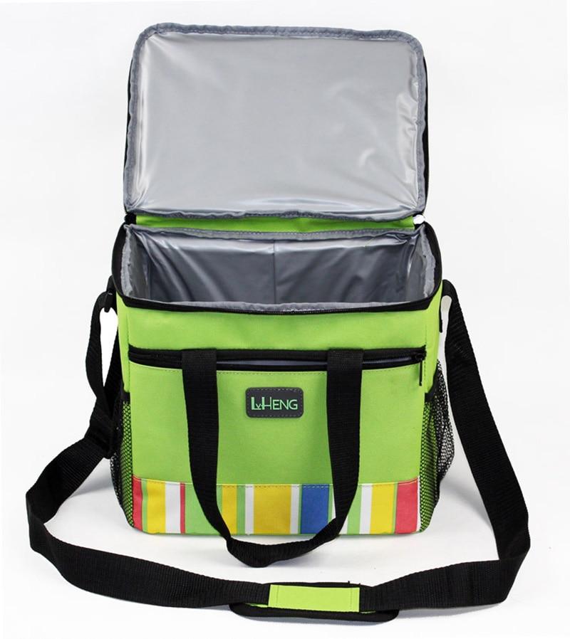 materno bolsa de isolamento grande Bolso Termico : Breast Milk Cooler Bag