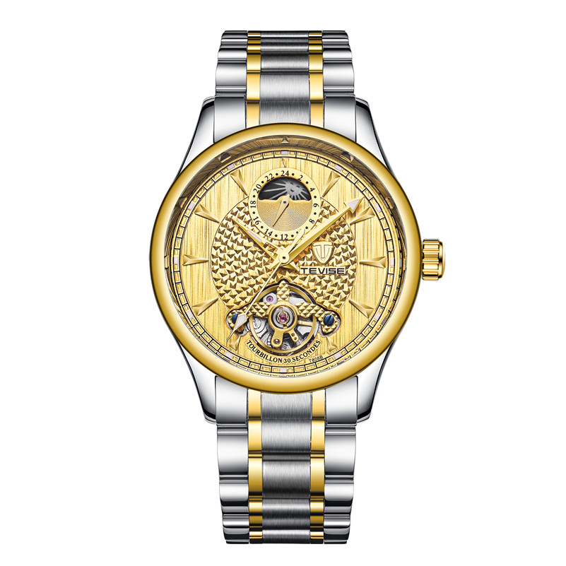 Tevise Top Brand Luxury Men Mechanical Wristwatches Automatic Self-wind Mens Watch Clock Gifts relojes hombre automatico Tevise Top Brand Luxury Men Mechanical Wristwatches Automatic Self-wind Mens Watch Clock Gifts relojes hombre automatico