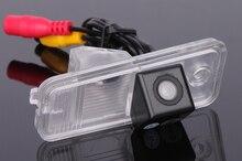 CCD Car Reverse Camera for Hyundai IX45 Auto Backup Rear View Reversing Review Park kit Night Vision Free shipping