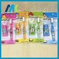 4 Sets Toothbrush type Eraser Toothpaste type Pencilsharpener Stationery Set for Kids Children Student School Dental Clinic gift