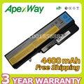 Apexway Аккумулятор Для Lenovo IdeaPad B470 B475 B570 Z370 Z570 V360 V370 V470 V570 Z470 Z460 Z560 Z565 57Y6454 57Y6455 L09S6Y02