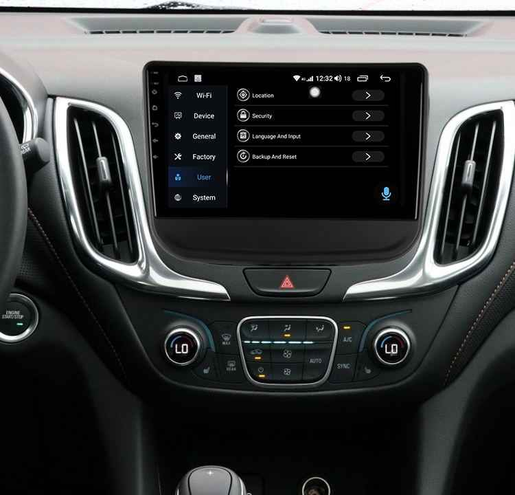 Detail Feedback Questions about Android 6 0 Auto Interface for