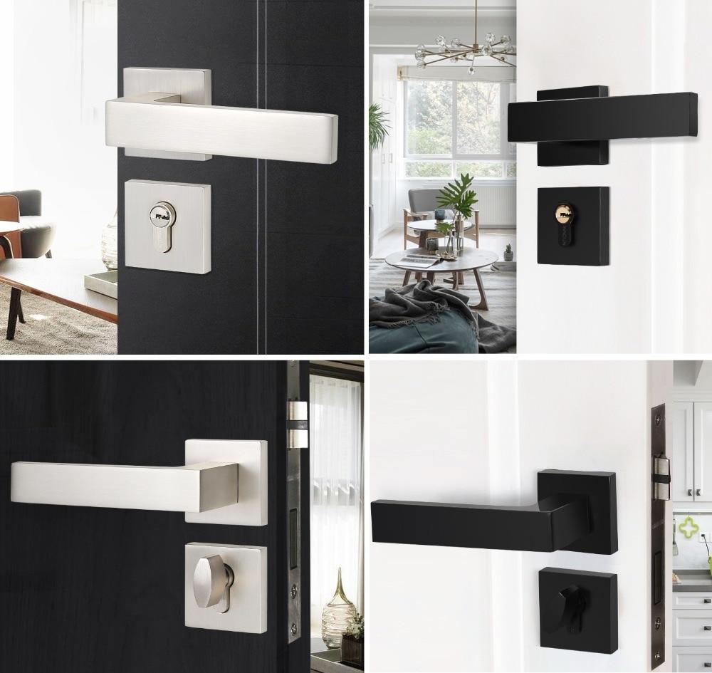 Buy american mortise interior door square - Interior door privacy mortise lock ...