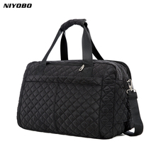 e15ab9aeaab9 NIYOBO 2017 New Arrive Large Capacity Women Travel Bags Men s Handbag  Casual Shoulder Luggage Bag Female