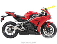 CBR 1000RR Fairing For Honda 2012 2013 2014 2015 2016 CBR1000RR Red Black ABS Motorcycle Body Kits (Injection molding)