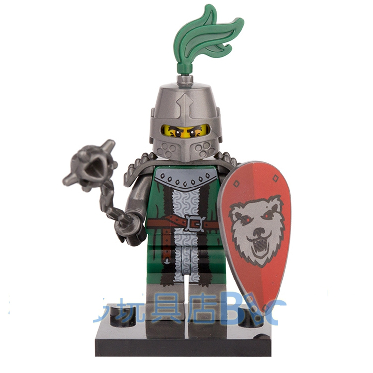 Legoingly Link Shield Sword Archer Single The Legend Of Zelda Game Princess Zelda Model Action Building Blocks Toys For Children Reputation First Toys & Hobbies