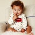 2016 outono e inverno nova algodão longo-roupas de bebê roupas de mangas compridas infantil saco de peido subir roupas macacão Romper