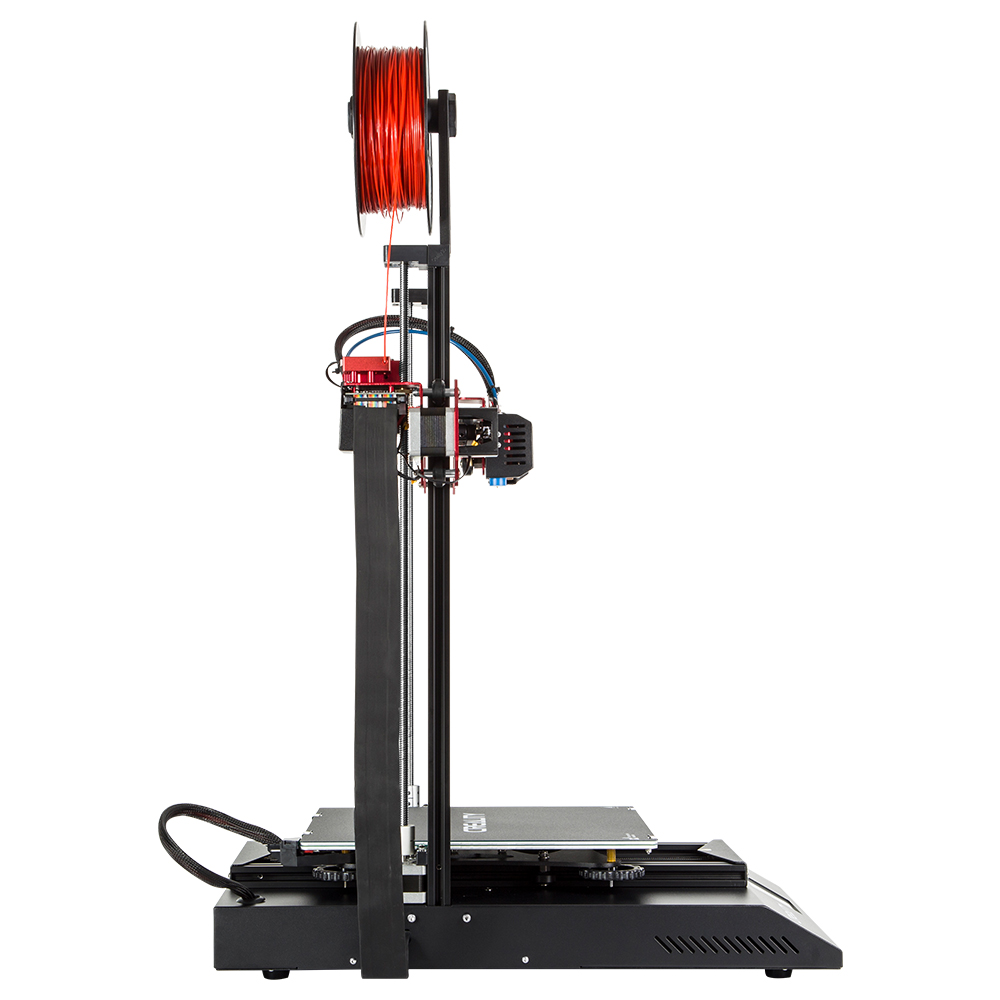 Calor de 400*400 Tronxy X5sa-400 3d Diy Nivelamento