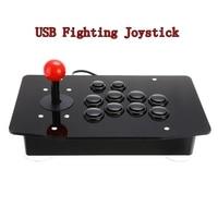 Arcade Joystick USB Fighting Stick Gaming Controller Gamepad Video Game For PC Desktop Computers