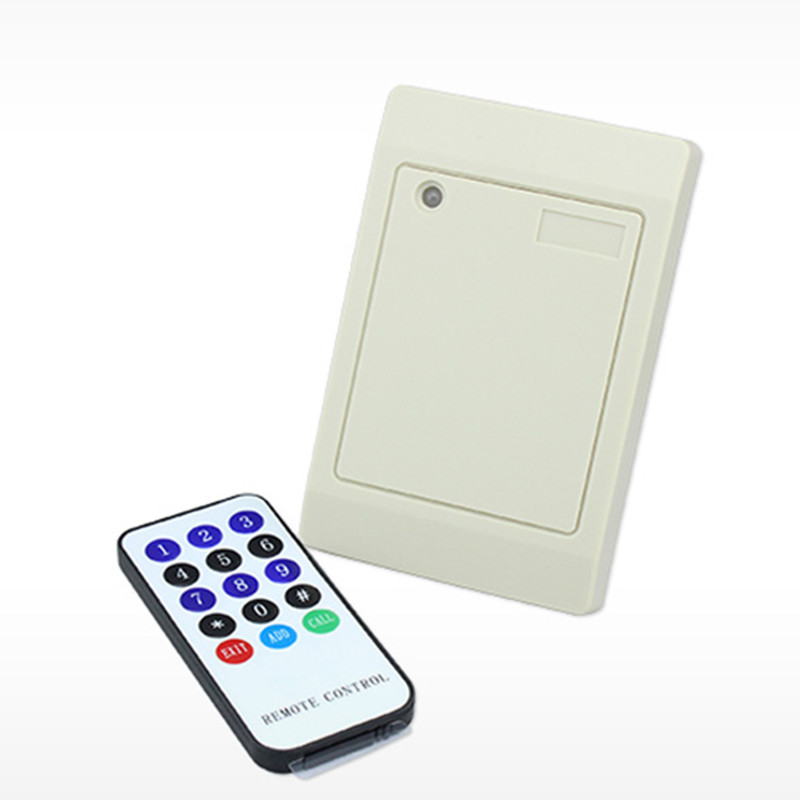 1000 User ID Card Door Access Control System With IR Remote Control