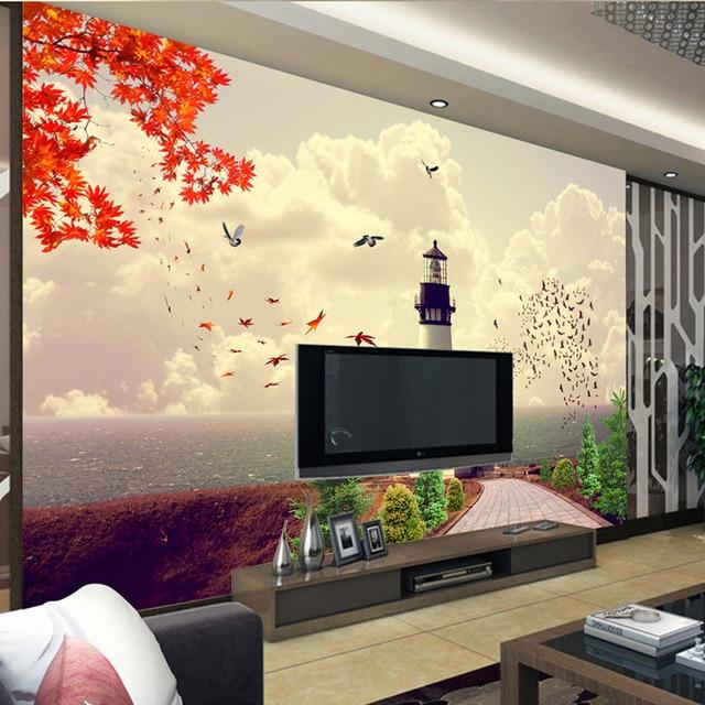 Esszimmer Tapete kundenspezifische mittelmeer tapete großes wandfresko wohnzimmer
