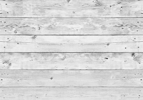Zeer Huayi wit & grijs houten vloer achtergrond fotografie achtergrond  &HL84