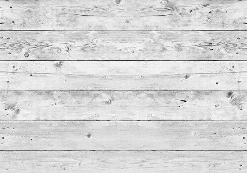 Fabulous Huayi wit & grijs houten vloer achtergrond fotografie achtergrond #SS51
