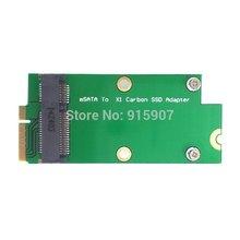 ТИЦ мини-PCI-е-накопитель mSATA для SanDisk SD5SG2 ультрабук Леново Х1 карбон добавить на PCBA карт