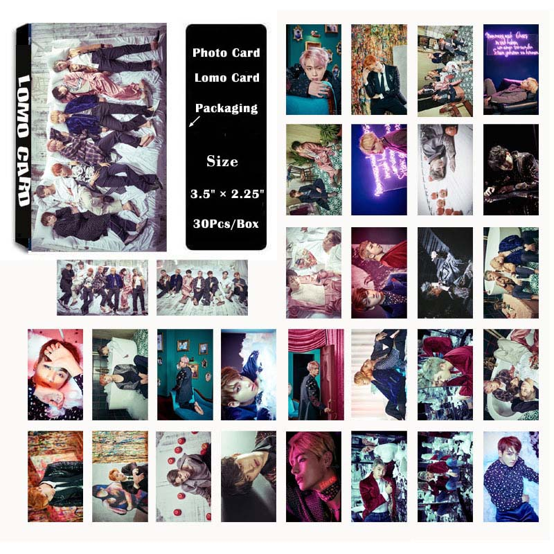 Jewelry & Accessories Yanzixg Kpop Seventeen Album Dont Wanna Cry Self Made Paper Lomo Card Photo Card Hd Photocard Fans Gift Collection