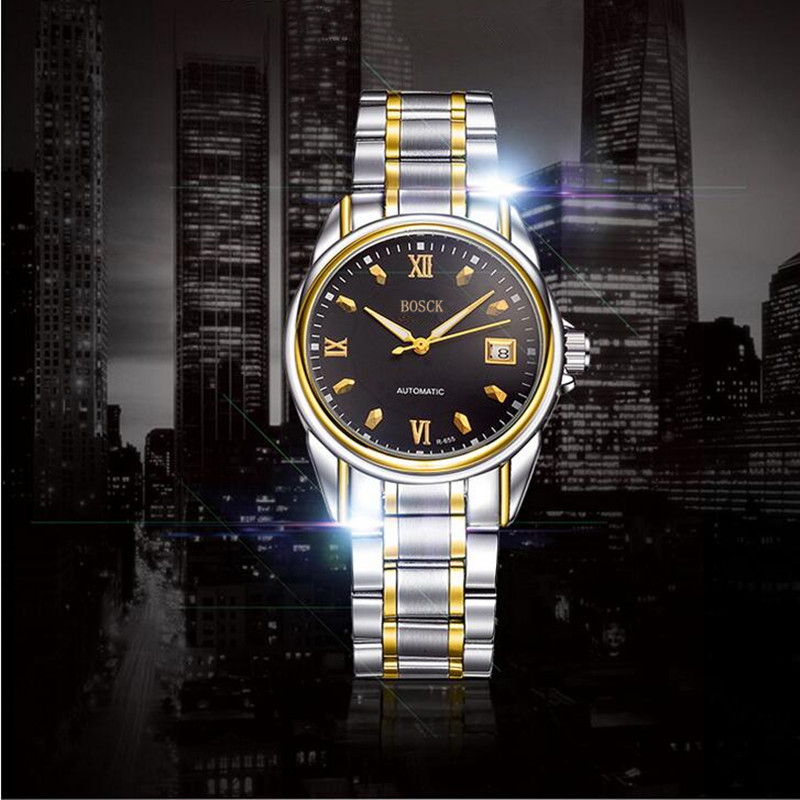 new men s mechanical watches high end leisure hollow out watches luxury fashion watch business men