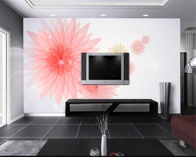 beibehang papier peint HD simple exquisite wallpaper fashion dream ...