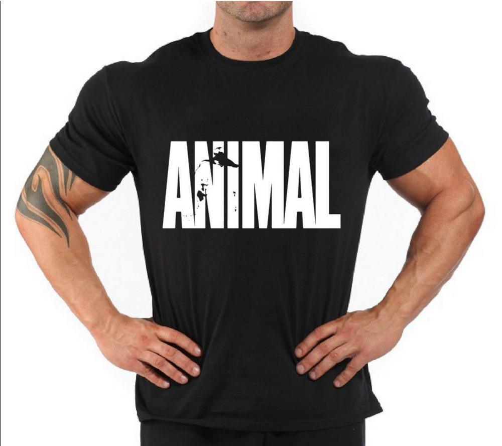 Compare Prices on Animal T Shirts Bodybuilding- Online Shopping ...