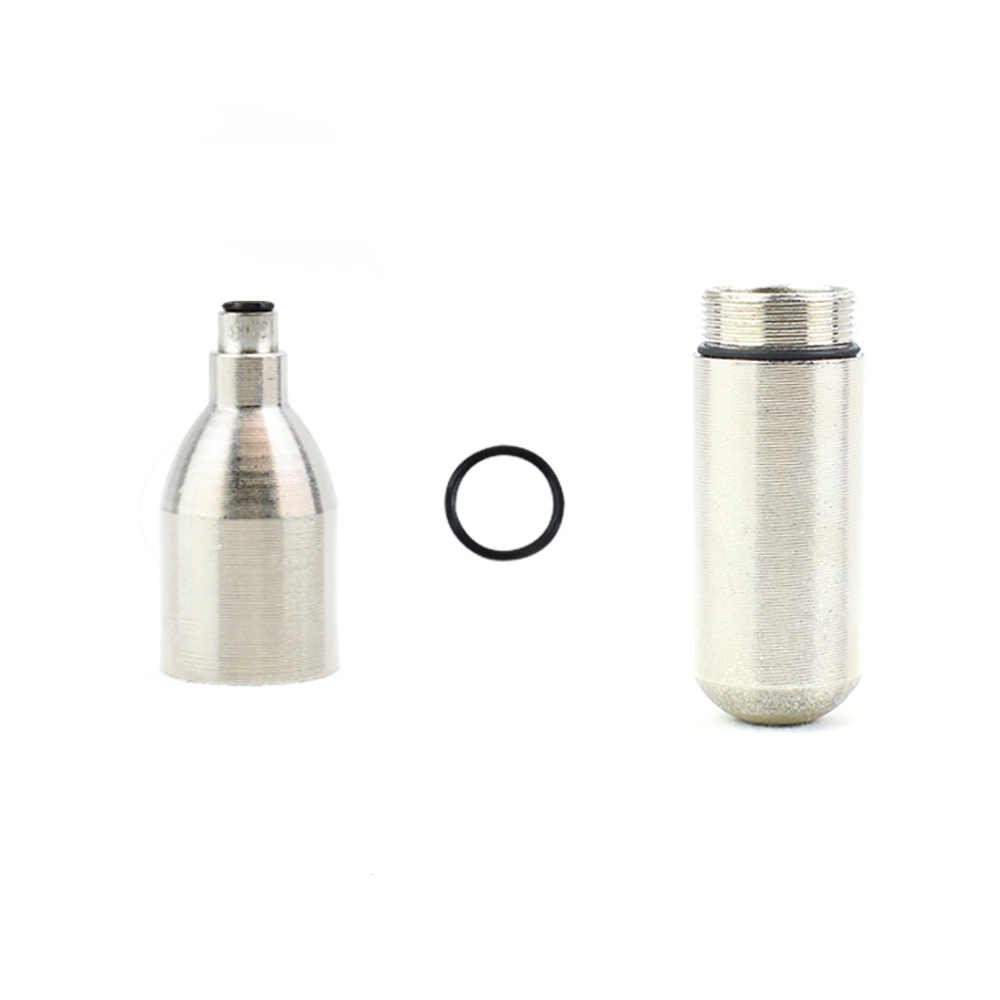 16g CO2 Cartridges Threaded Bicycle Tires Air Refill Cartridge For Road MTB Bike