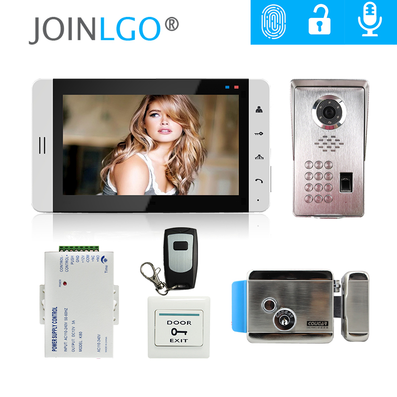 FREE SHIPPING Fingerprint Keypad 7