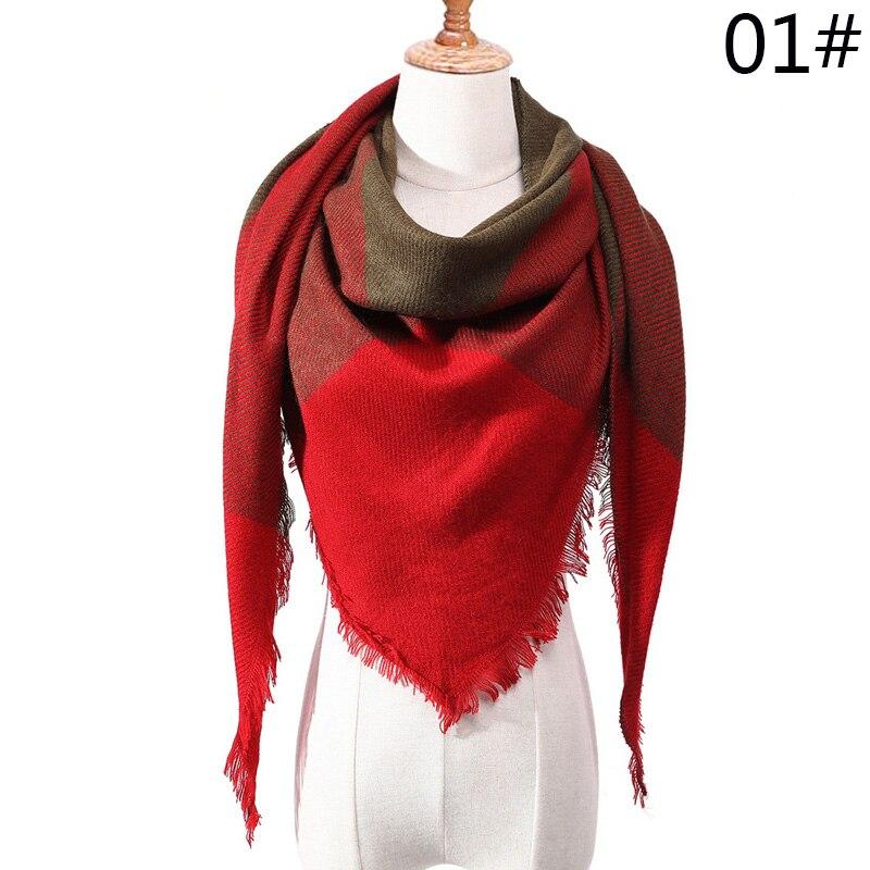 Бренд Evrfelan, шарфы, Прямая поставка, женский зимний шарф, высокое качество, плед, одеяло, шарф и шаль, большой размер, плотные шарфы, шали - Цвет: W12
